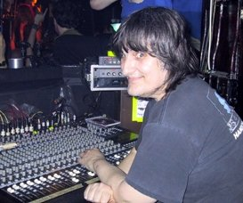 The best sound man ever NiteBOB photo © Giovanni D